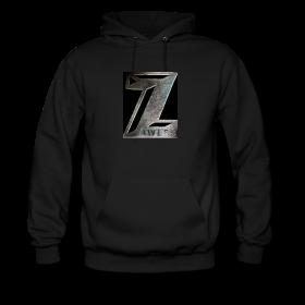 custom black hoodie zawles