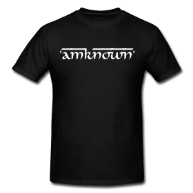 1width280height280 1 - 'AmKnown' T-Shirt