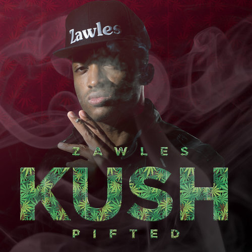 Zawles Kushpifted 500x500 - 'Kush Pifted' available on iTunes