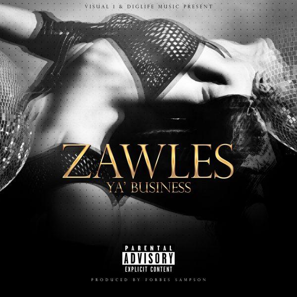 Zawles Ya Business cover art 600x600 - Zawles - Ya Business (single)