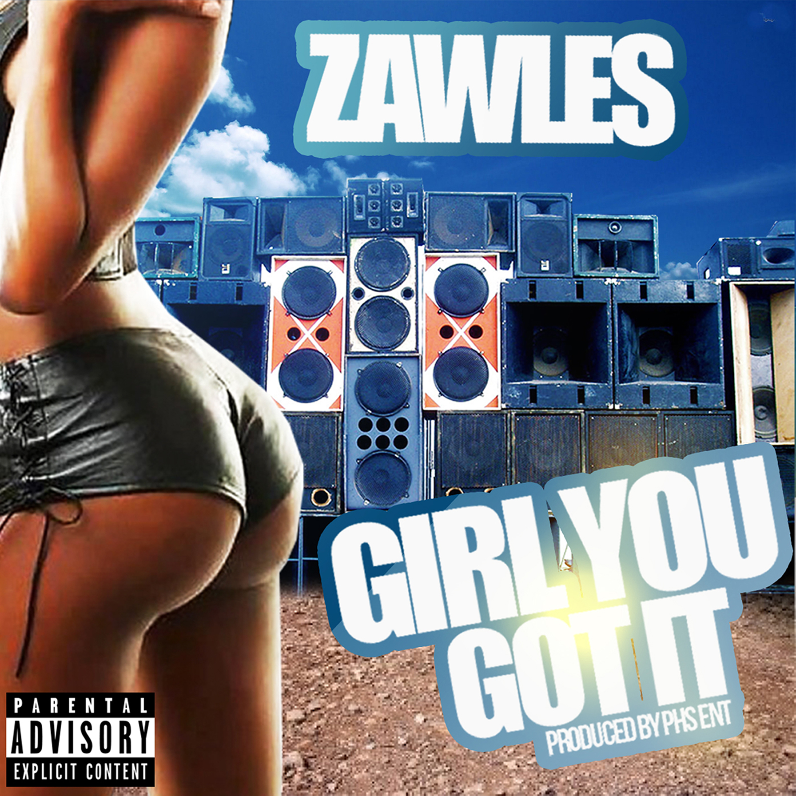 Zawles Girl You Got It2 - YouTube Music premiere - Girl You Got It (Tuesday May 14th)