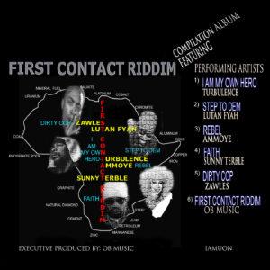 ARTWORK First Contact Riddim 300x300 - ARTWORK First Contact Riddim